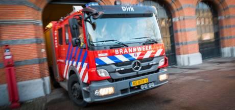 Zeer grote brand in snackbar Bergen onder controle