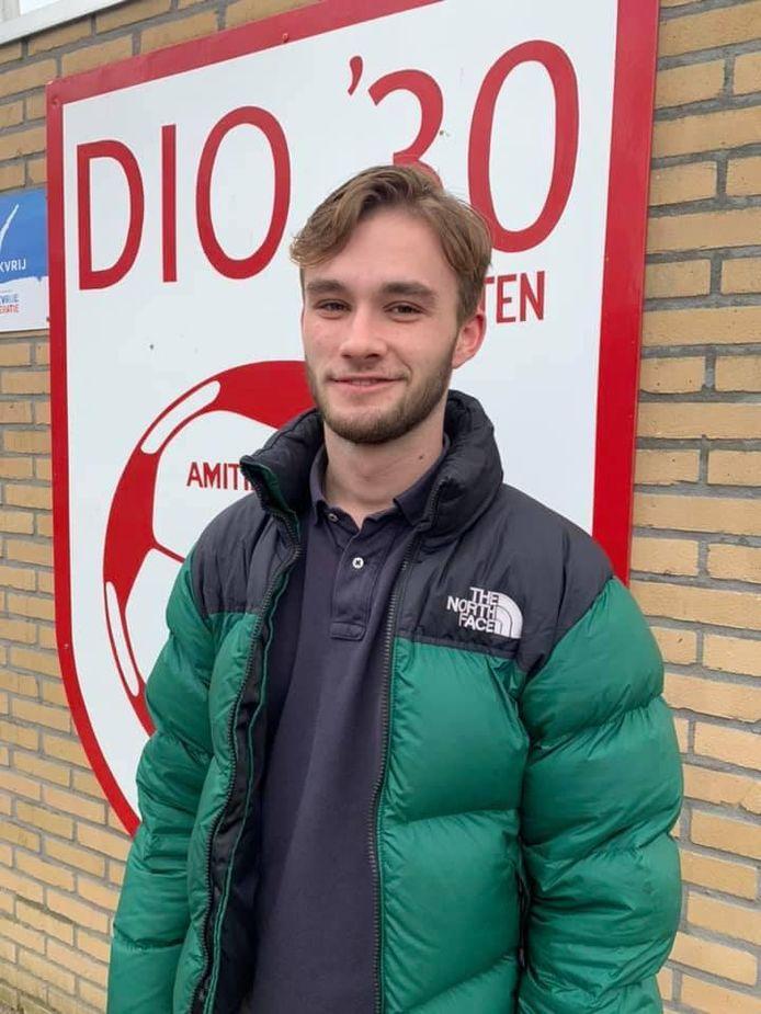 Jef van Hoeve, de aanwinst van DIO.