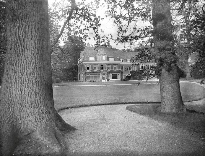Huis Angerenstein in 1935.
