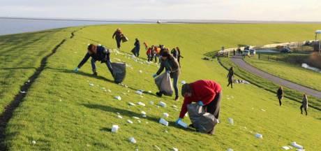 Schoonmaakacties Waddenzee: 'De rotzooi die we nu ruimen is pas het begin'
