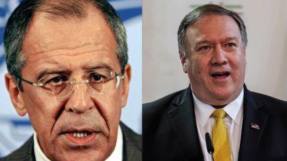"""VS waarschuwen Rusland: """"We kijken niet toe wanneer Rusland de spanningen in Venezuela verhoogt"""""""