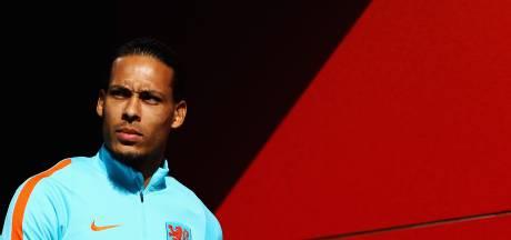 Virgil van Dijk nieuwe aanvoerder Oranje