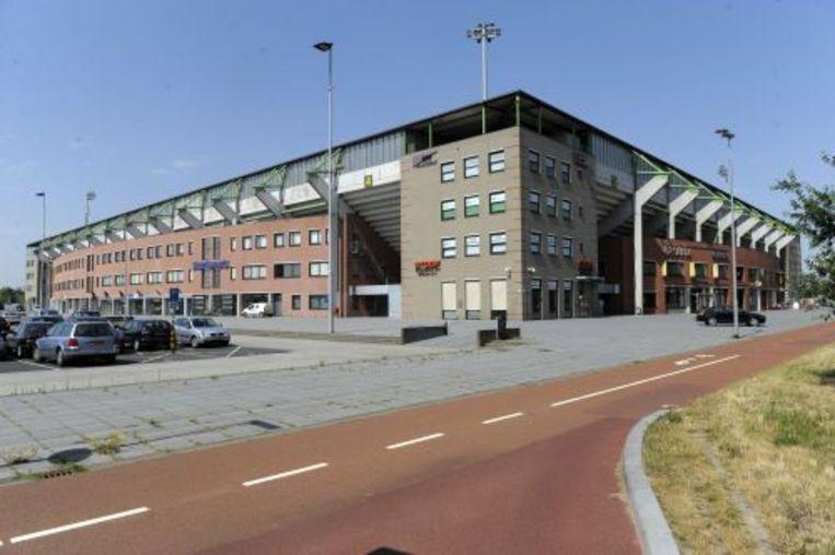 Het stadion van NAC Breda. ANP Beeld