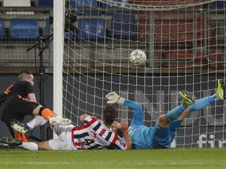LIVE | Willem II krijgt grote kansen, maar kijkt halverwege tegen achterstand aan; 0-2
