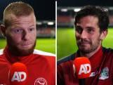 NEC'er Jordy Bruijn: 'Almere heeft een pak slaag gekregen'