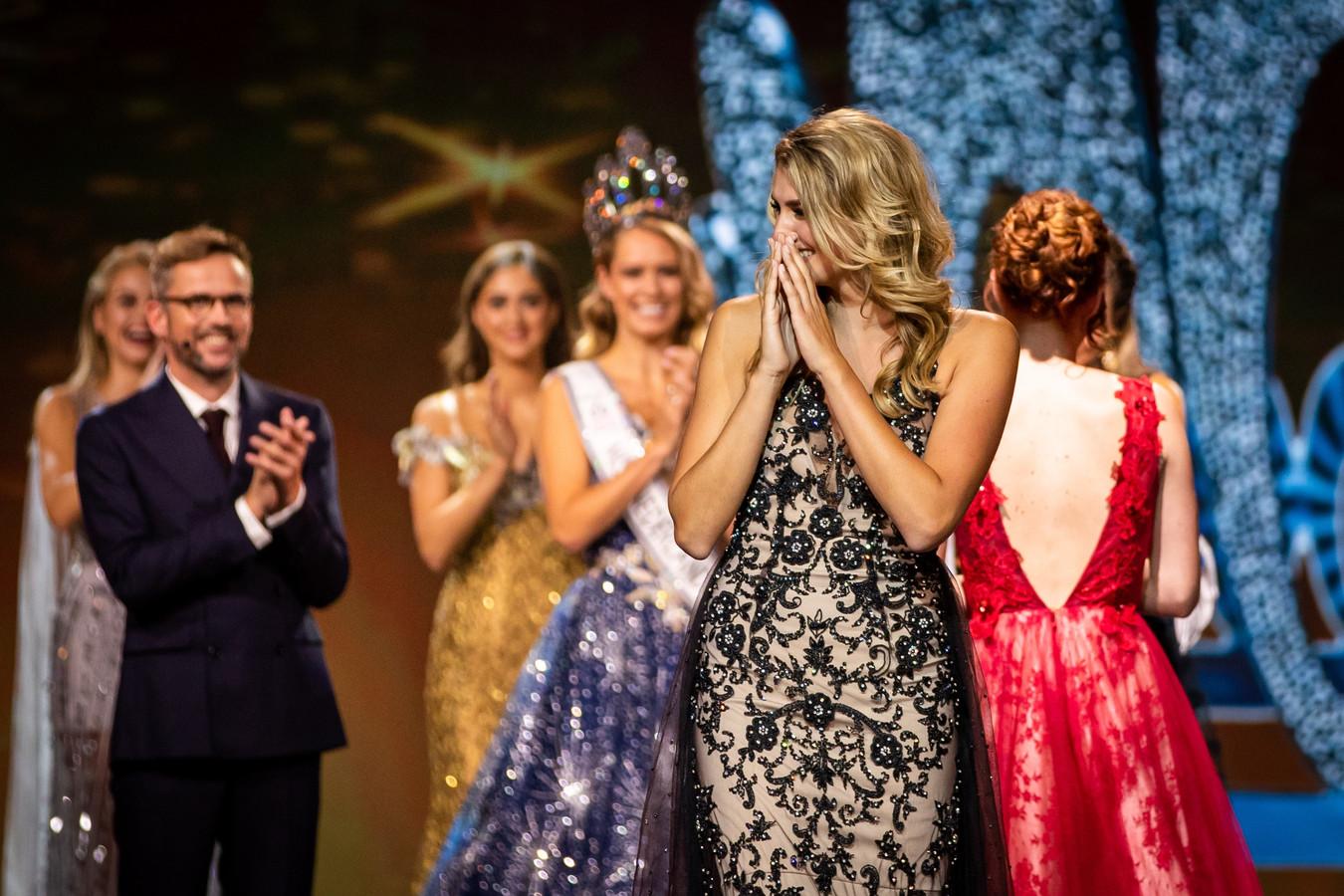 Denise Speelman werd eind augustus gekroond tot Miss Nederland.
