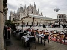 70.000 Italiaanse restaurants gooien deuren vrijdag gewoon open, ook al mag het nog niet