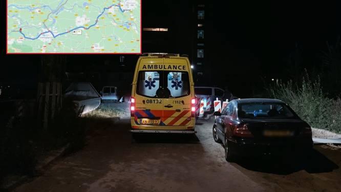 Telefoon duikt na gewelddadige overval in Nijmegen op in Brabants weiland; slachtoffer naar ziekenhuis
