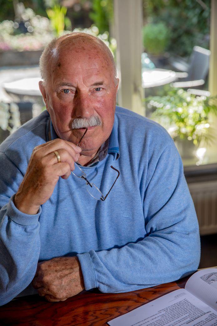 Jaap Visscher leidde bij de politie het onderzoek in de Deventer Moordzaak.