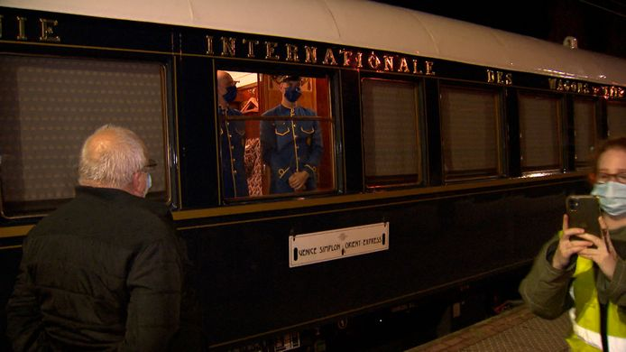 Orient Express in Essen