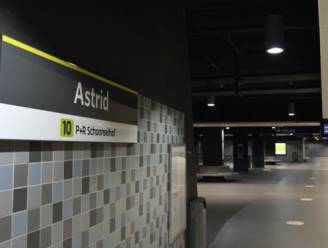 Technische storing in Antwerpse metro opgelost: trams rijden terug