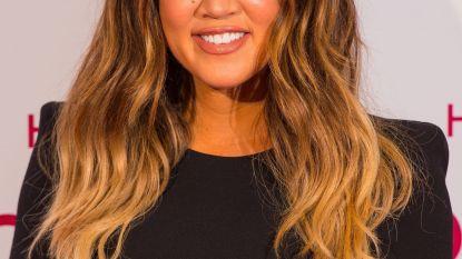 Khloé Kardashian 15 kilo kwijt na bevalling