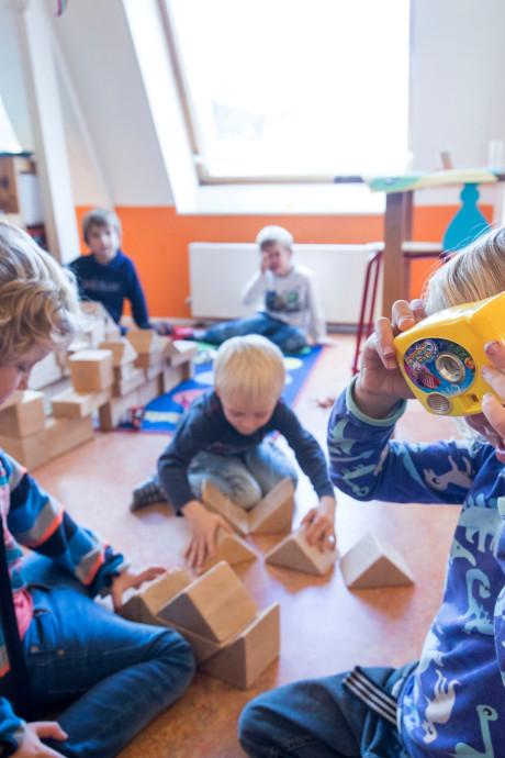 Kinderopvang baalt van onderwijsstaking maar zet de deuren wel extra open voor kinderen
