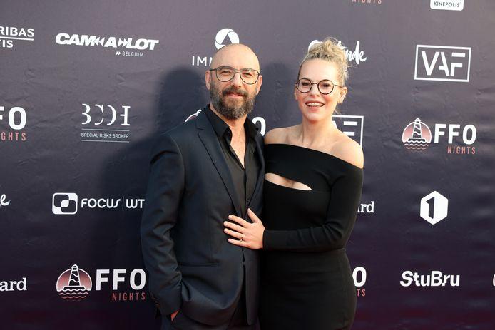 Eline De Munck en Michaël R Roskam.