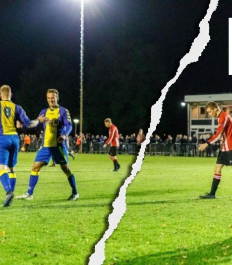 Voetbalclubs d' Olde Veste '54 en v.v. Steenwijk schuiven fusie op lange baan