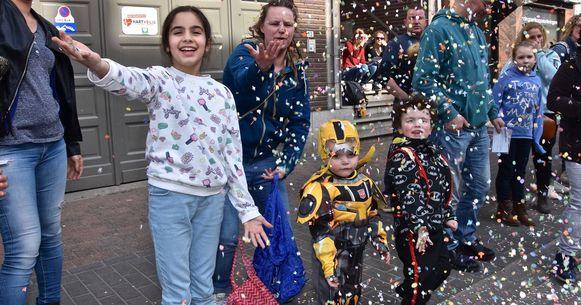 Duurzaam Carnaval is nog niet voor morgen in Sint-Truiden.