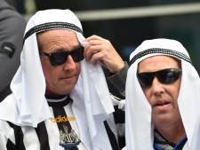 Newcastle demande à ses fans de ne pas porter de vêtements de style arabe lors des matchs