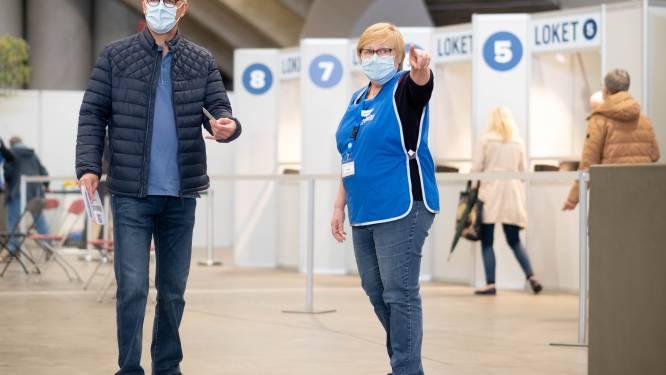 Vlaams vaccinatiecentra staan voor zwaarste week van hele campagne