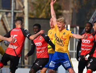 """Sivert Heltne Nilsen (Waasland-Beveren) is klaar voor de clash met Seraing: """"Voor dit soort matchen doe je het"""""""