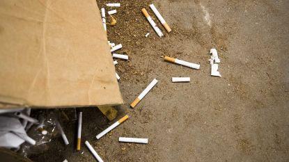 Verkopers betrapt met wagen propvol illegale sigaretten