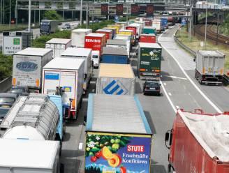 Bedrag onbetaalde kilometerheffing-boetes buitenlandse vrachtwagens fors opgelopen