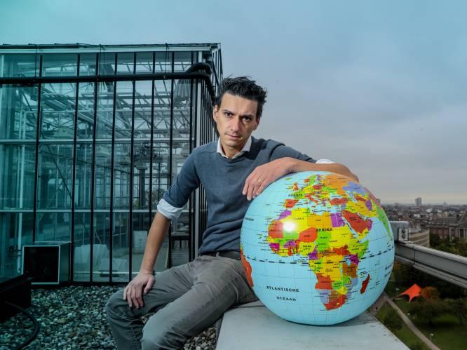 """INTERVIEW. Cijfers van klimaatprofessor Wim Thiery razen wereld rond: """"Het is compleet absurd dat je nog altijd een mazoutketel kunt kopen"""""""