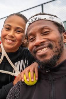 Vader en dochter op weg naar de wereldtop: Komt de nieuwe 'tennis-sister' uit Arnhem?