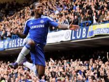 Drogba voor even terug op Stamford Bridge