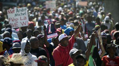 Haïtianen zijn verkiezingsuitstel beu