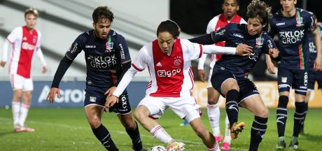Samenvatting |  Jong Ajax - NEC