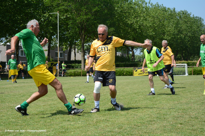 Walking Football.