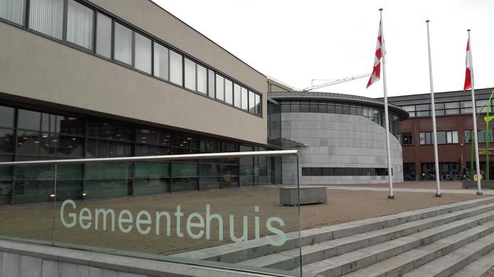 Het gemeentehuis van Bernheze.