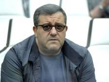 Mino Raiola gaat direct in beroep na schorsing van drie maanden in Italië: 'Dit is een justitiële dwaling'