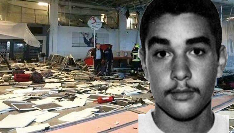 Oussama Atar, afkomstig uit Laken, wordt gezien als de echte organisator van de aanslagen van 22 maart 2016 op de luchthaven van Zaventem en in metrostation Maalbeek in Brussel. Beeld Photonews / RV