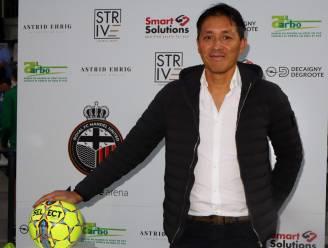 """Ravy Truchot, de nieuwe voorzitter van FC Mandel United : """"Zo snel mogelijk stap naar profvoetbal maken"""""""