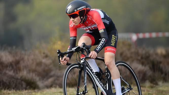 """Yorick Slaets pleit voor 'wegwerpen' van bidons: """"UCI zou zich beter bezighouden met belangrijke zaken"""""""