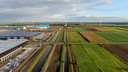 De gemeente breidt bedrijventerrein Haven Acht in oostelijke richting uit. Daar moet de nieuwbouw van Van Mossel een plek krijgen.