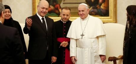 Pour la première fois dans l'Histoire, un pape en Irak