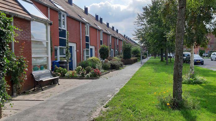De Puntmos in Zwolle.