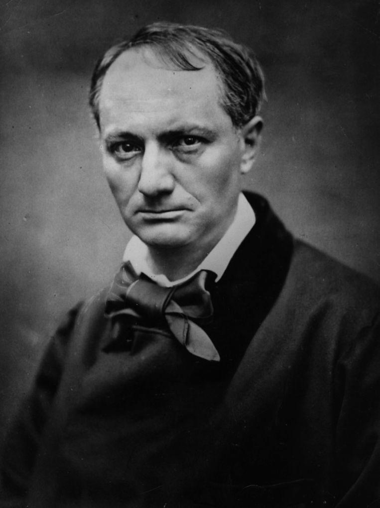 Charles Baudelaire Beeld Getty