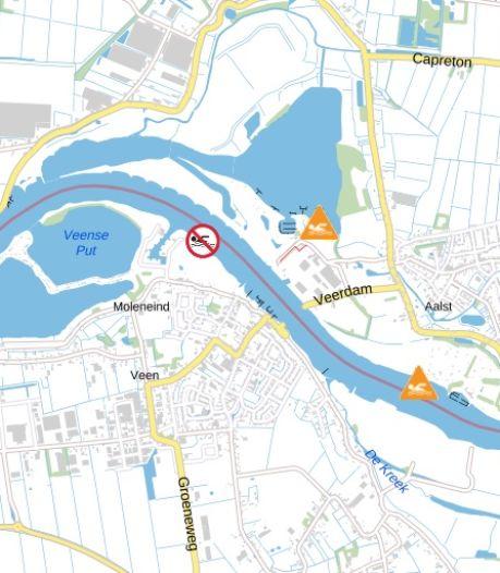 Zwemmen in de Afgedamde Maas? Of dat mag is afhankelijk van je provincie