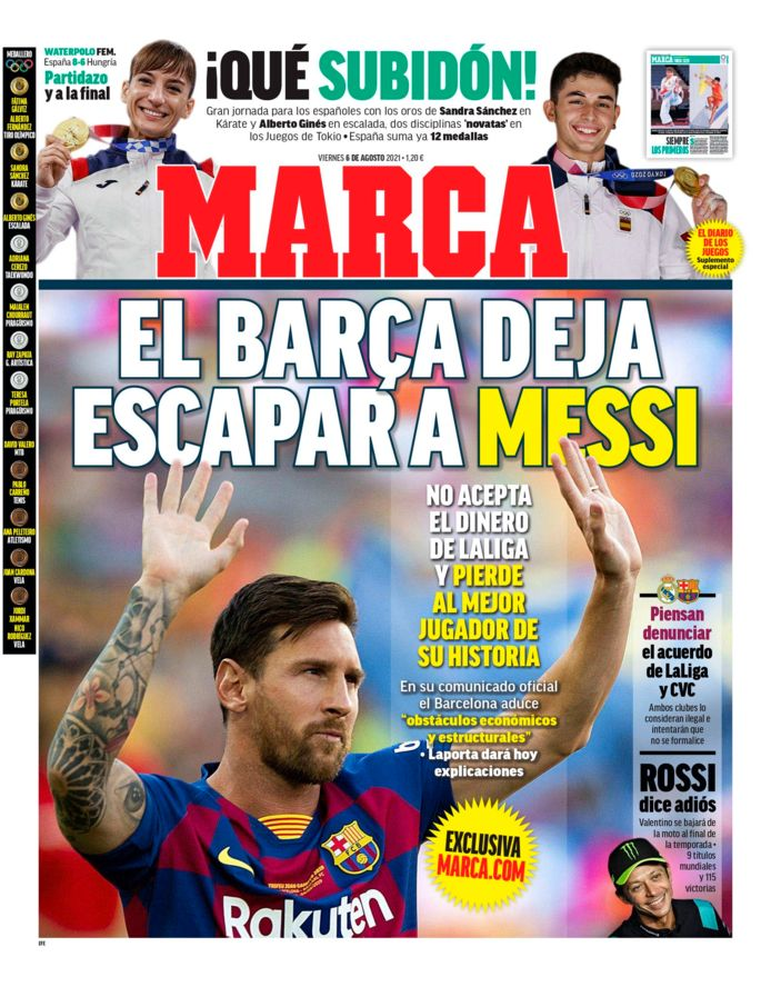 Cover Marca