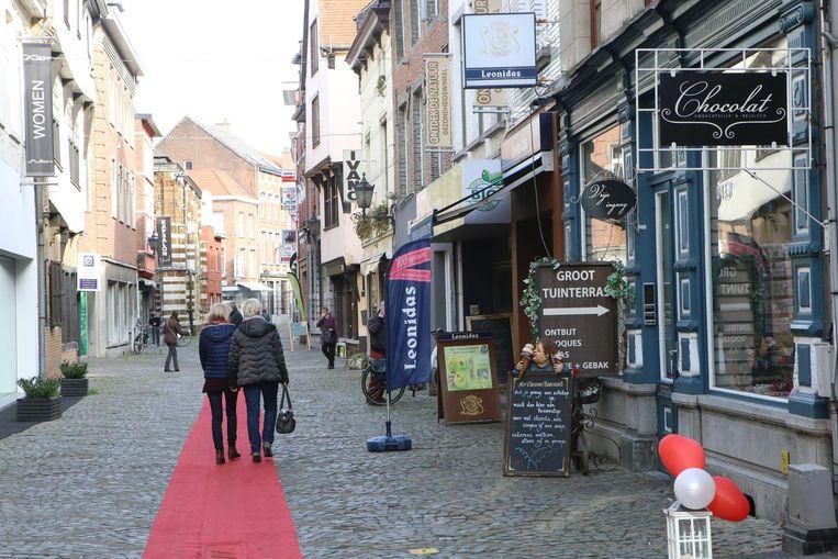 Foto ter illustratie: Vlaams Belang ijvert voor maatregelen die lokale handelaars en ondernemers helpen in coronatijden.