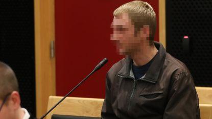 Jonathan Lévêque (31) krijgt 20 jaar cel voor doden van dakloze