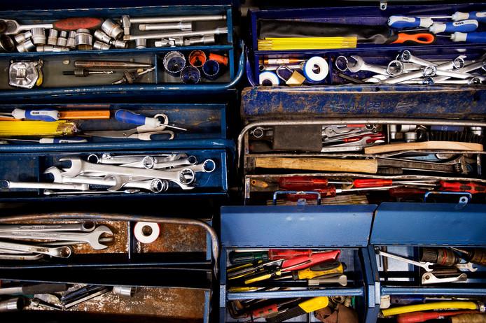 Gered Gereedschap is op zoek naar oud gereedschap dat niet meer gebruikt wordt.