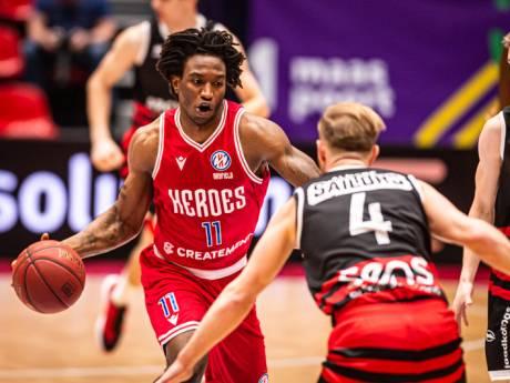 Opnieuw Europacup basketbal in Den Bosch: Heroes krijgt de helft van alle Europese wedstrijden