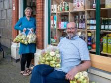 Hier geven ze deze week appels weg: 'Wageningers zijn massaal taarten aan het bakken'