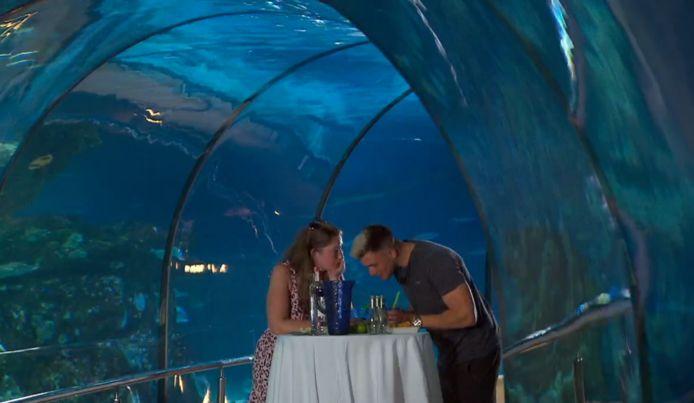 'Temptation Island: Love or Leave' - Ons Delphine en Kevin.
