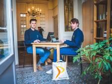 """Ingenieursstudenten organiseren online speeddate met bedrijven op digitale bouwkundebeurs: """"Een goed alternatief in coronatijden"""""""