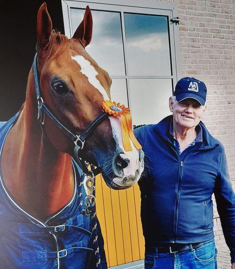 Herman Boerdijk (72) begon met koeien en eindigde met prijswinnende paarden langs de Vecht